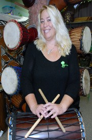 Kim Brower, Pulse Drumming, Ventura, CA